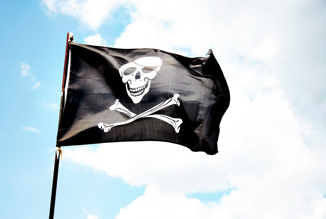 The History of the Jolly Roger Flag Skull and Crossbones