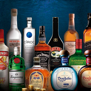 Enjoy our International & National Premium Open Bar