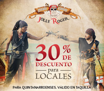 descuentos para locales barco-pirata-cancun-jolly-roger.jpgDescuentos Boutique Barco Pirata Cancun